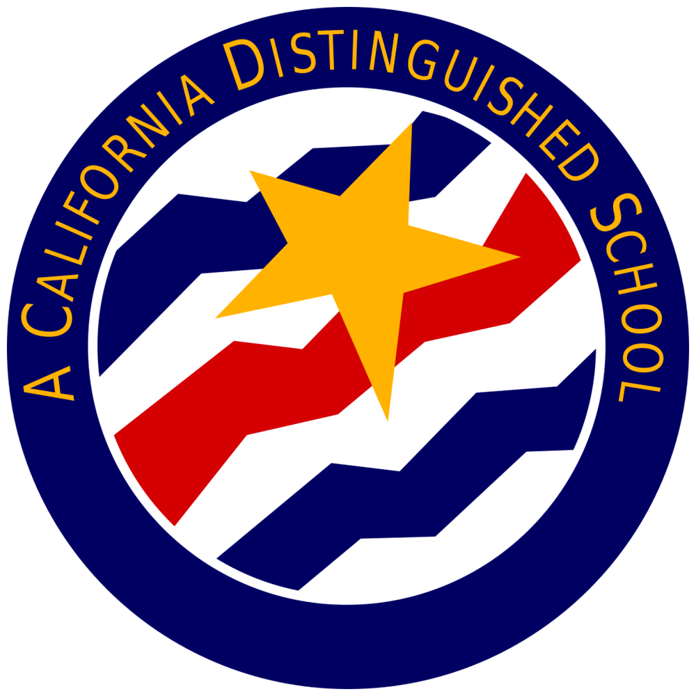 California Department of Education s Distinguished School Award